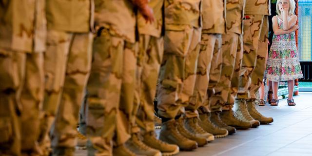 Nederlandse militairen bereiden trainingsmissie Irak voor