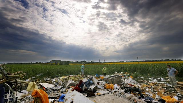 Poetin noemt oproep om tribunaal MH17 'contraproductief'