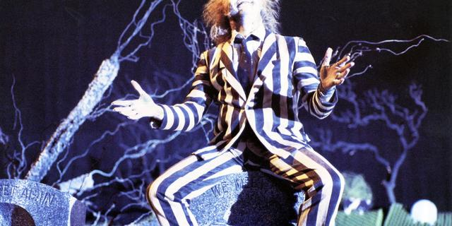 Tim Burton wil tweede deel Beetlejuice maken