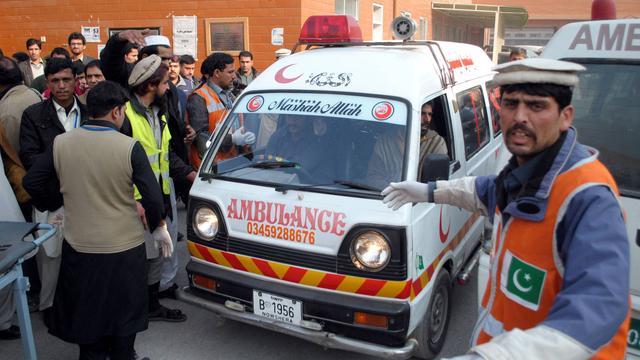 Tientallen doden door noodweer Pakistan