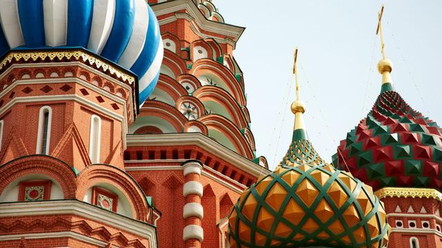 Russische economie opnieuw gekrompen