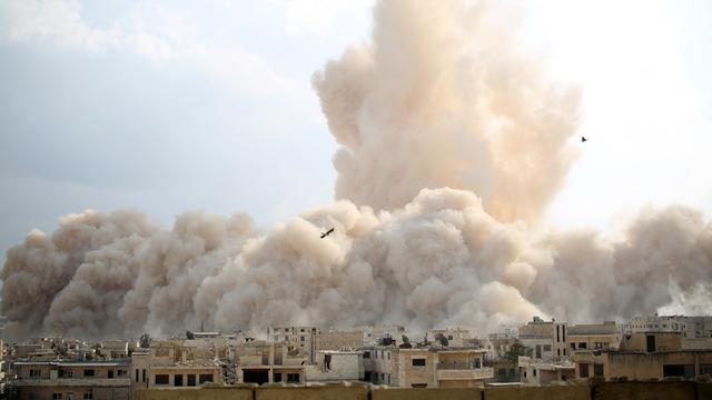 'Conflicten kosten wereldbevolking in totaal 12,7 biljoen euro'
