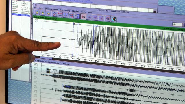 Christchurch in Nieuw-Zeeland opgeschrikt door aardbeving