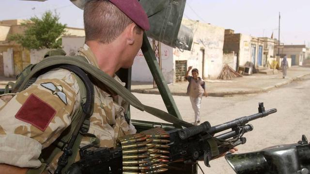 VS bezorgd over bezuinigingen in Britse leger
