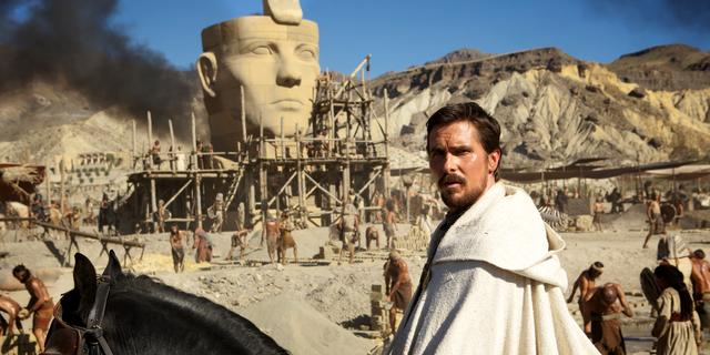 Egypte verbiedt Exodus: Gods And Kings