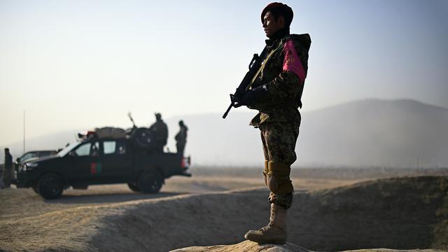 Zeventien doden bij ongeluk met Afghaanse legerhelikopter