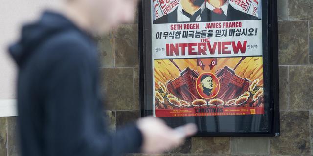 The Interview best verkochte onlinefilm 2014