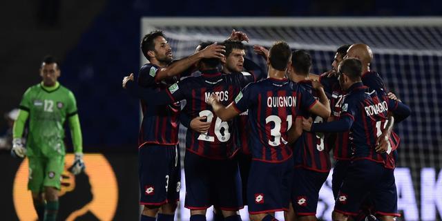 San Lorenzo plaatst zich voor finale WK clubs tegen Real Madrid