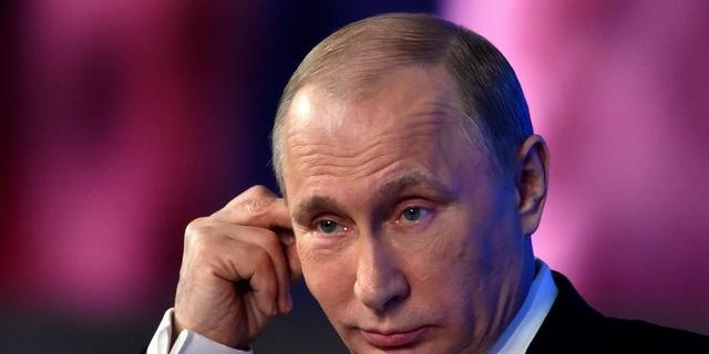 Poetin noemt Oekraïens leger 'legioen van de NAVO'
