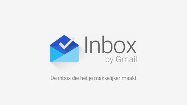 Google maakt nieuwe mailapp Inbox wereldwijd beschikbaar