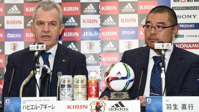 Japan ontslaat bondscoach Aguirre wegens onderzoek matchfixing