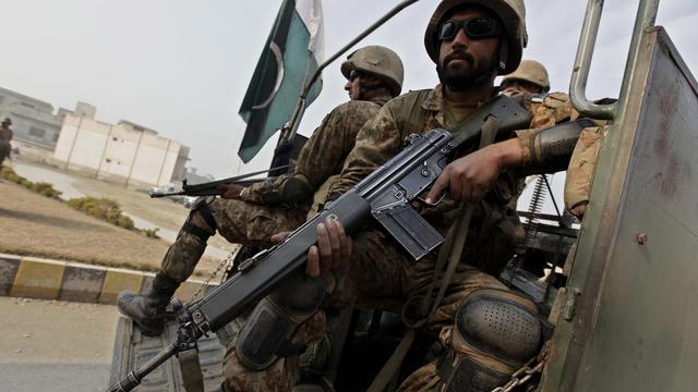 Pakistaanse politie doodt al-Qaeda- en Talibanstrijders