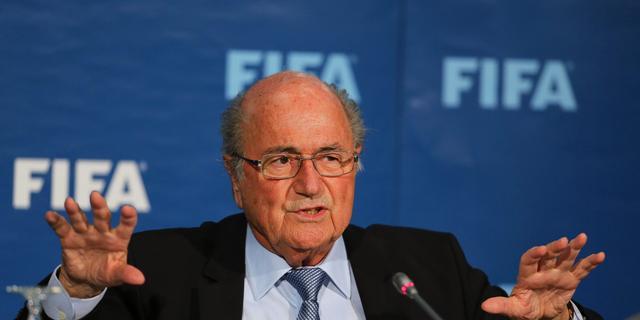 Blatter: 'WK 2022 in Qatar al op 18 december klaar'