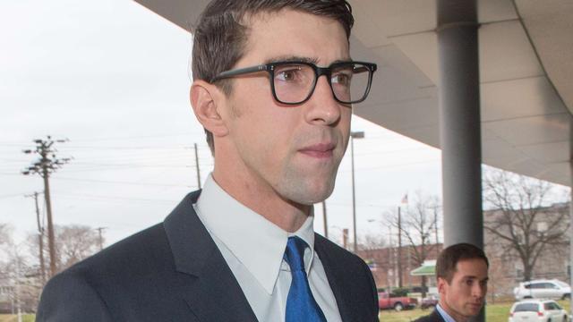 Phelps komt goed weg met jaar voorwaardelijke celstraf