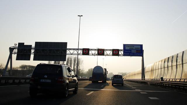 Rijkswaterstaat zondag klaar met herstel A20
