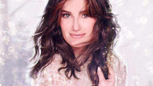 Cd-recensie: Idina Menzel - Holiday Wishes