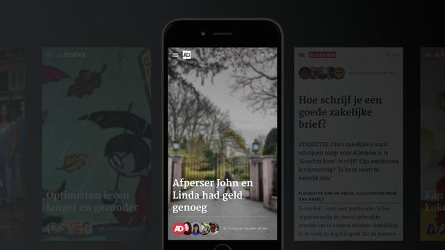Nieuws-app Blendle Trending definitief terug in App Store