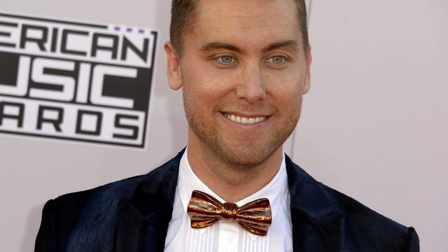 'N Sync-ster Lance Bass is getrouwd