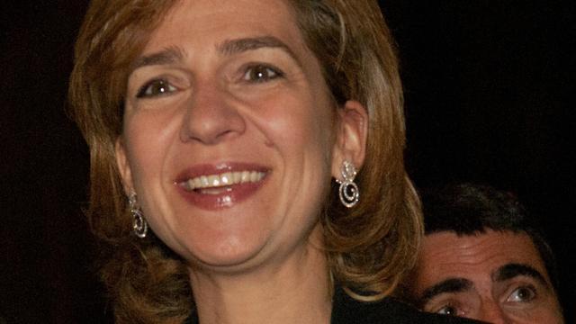 Spaanse prinses Cristina voor de rechter vanwege corruptie