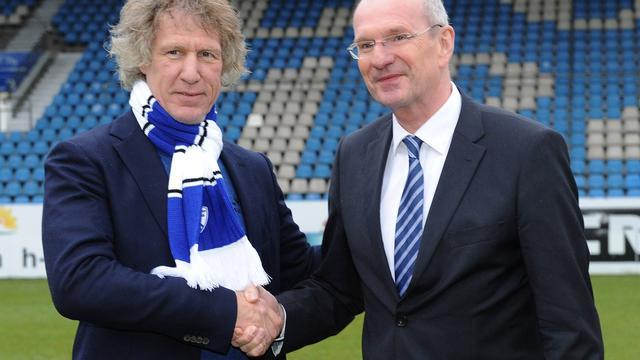 Verbeek wil zo snel mogelijk naar Bundesliga met Bochum