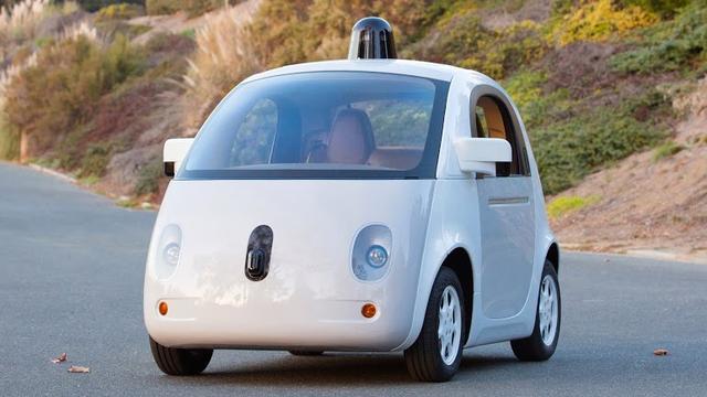 'Google werkt aan Uber-concurrent met zelfrijdende auto's'