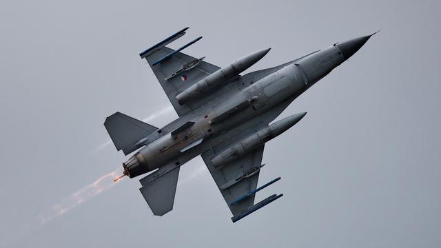 Noorse F-16 opent per ongeluk vuur op eigen verkeerstoren