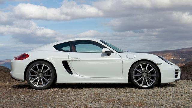 'Porsche Cayman en Boxster gaan waarschijnlijk 718 heten'