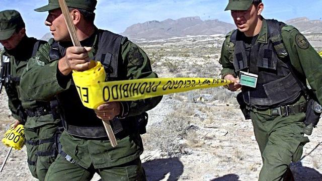 Nederlandse toeristen overvallen in Mexico