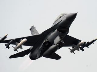 De Nederlandse F-16's kunnen pas vanaf 1 januari 2018 weer worden ingezet