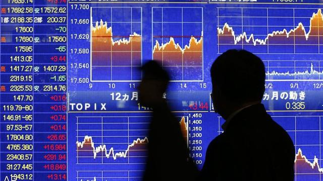 Japanse beurs begint week positief