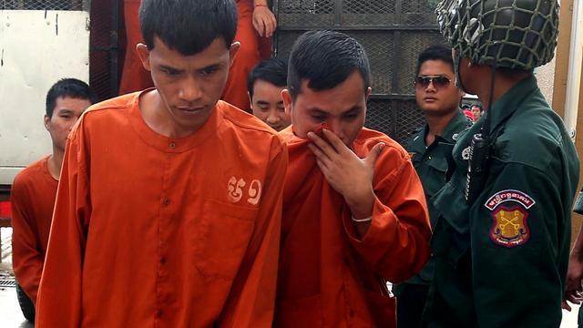Dertien jaar cel voor moord op Nederlander en dochter in Cambodja