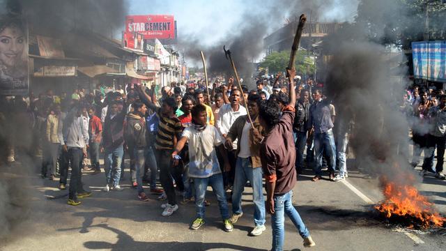Menigte doodt verdachte verkrachting in India
