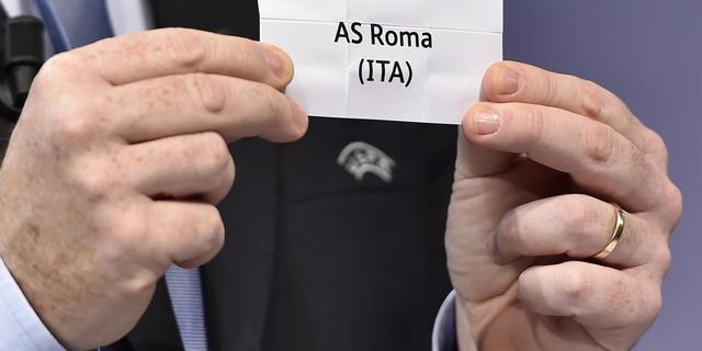AS Roma krijgt extra dag rust na duel met Feyenoord