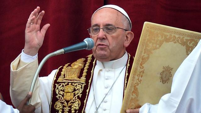 Paus Franciscus denkt maar kort in Vaticaan te blijven