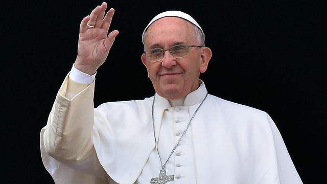 Paus roept op om landen te helpen die zijn getroffen door ebola