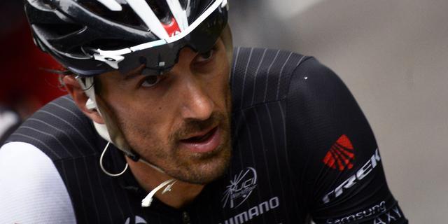 Cancellara niet tevreden over prestaties in 2014