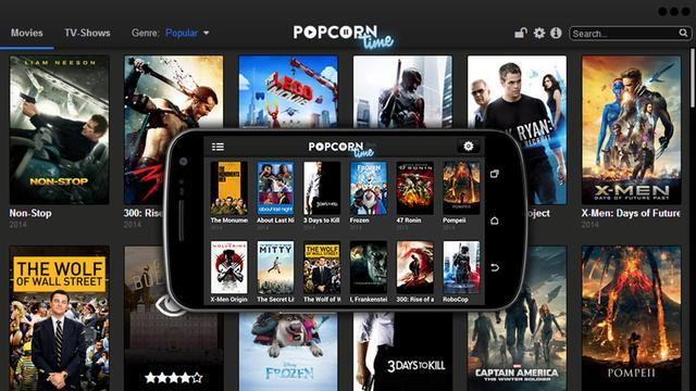 Dutch Filmworks wil ook in Nederland Popcorn Time-gebruikers aanpakken