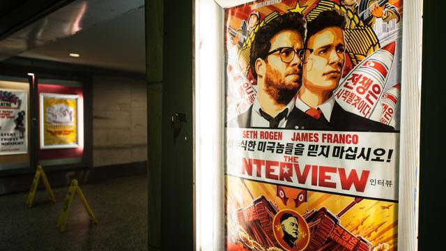 Noord-Korea hekelt Obama na alsnog uitkomen The Interview