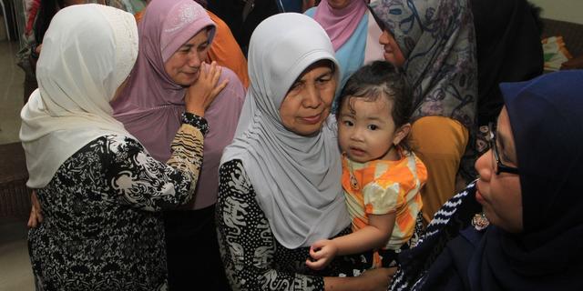 Vlucht AirAsia van Indonesië naar Singapore vermist