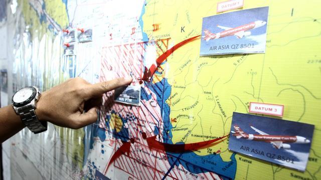Wat we weten over het verongelukte toestel van AirAsia