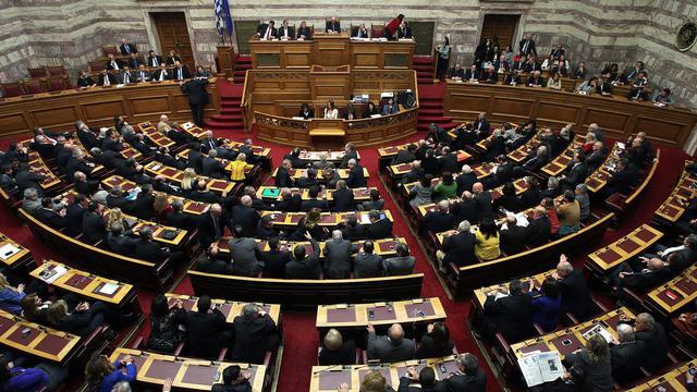 Achtergrond: Griekenland stevent opnieuw af op politieke crisis