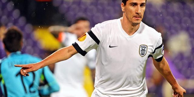 Martens op huurbasis van PAOK naar Cercle Brugge
