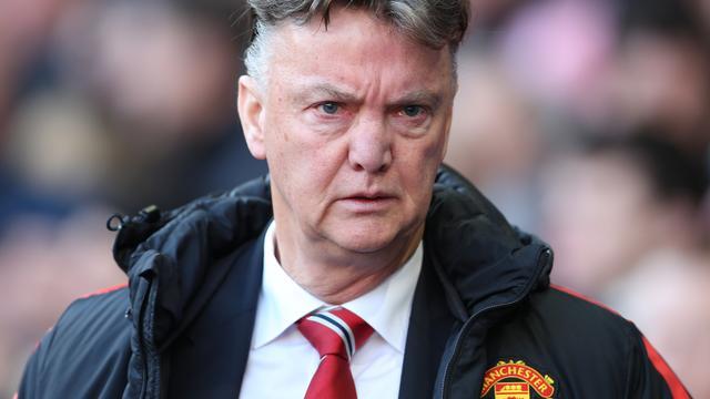 Van Gaal is fans Manchester United dankbaar voor steun