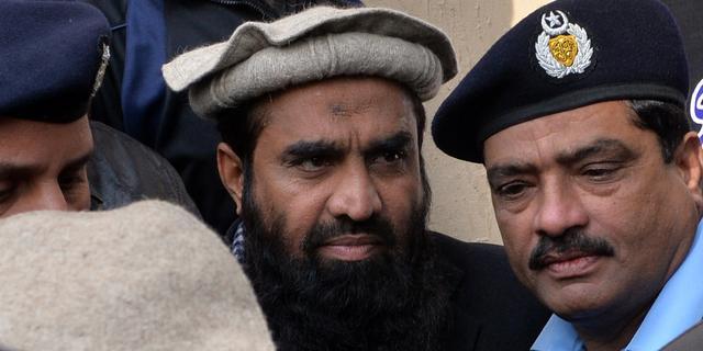 Hoofdverdachte aanslag Mumbai aangehouden in Pakistan