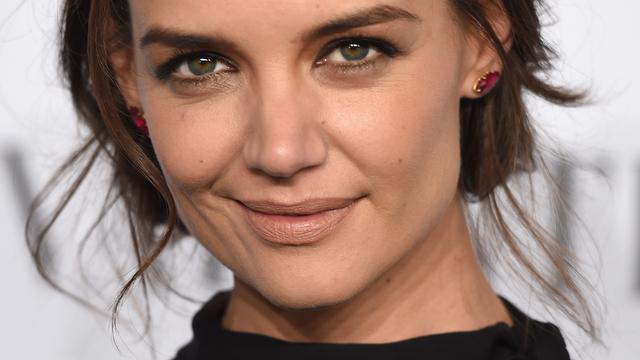 Katie Holmes vindt regisseren 'echt een uitdaging'