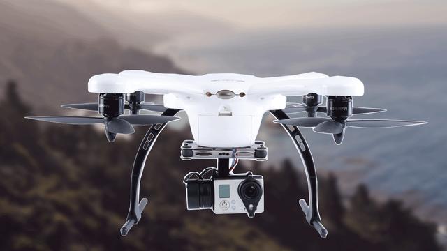 'Drone voor dummies' haalt 3 miljoen op