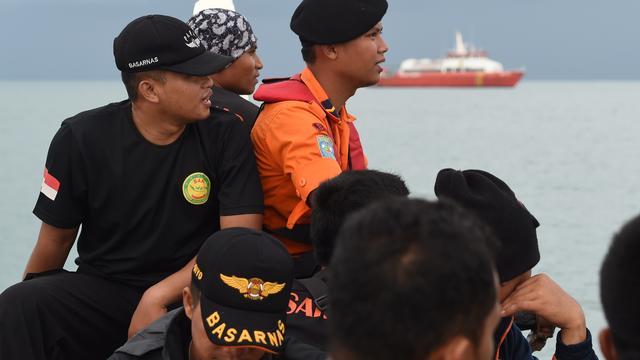 Slecht weer hindert berging gecrasht toestel AirAsia