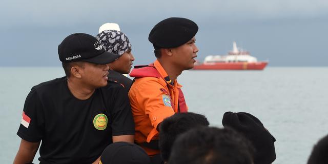 Lichamen geborgen bij plek waar toestel AirAsia verdween