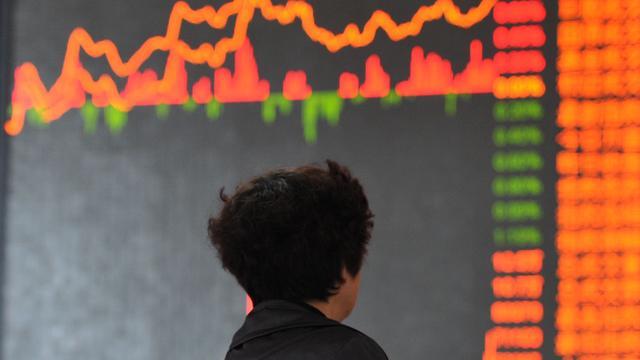 Handel in veel Chinese aandelen bevroren