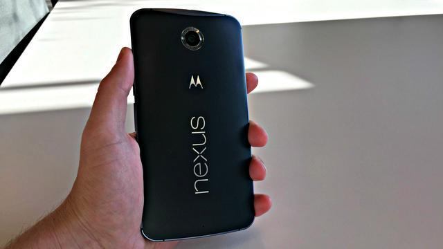 Review: Enorme Nexus 6 met qhd-scherm en Android Lollipop